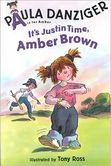 It's Justin Time, Amber Brown