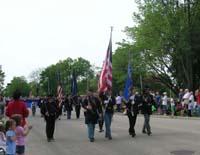 Memorial Day Procession
