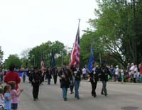 Memorial Day Procession