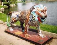Pride of Oshkosh Lion