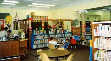 Children's Room 1993 view