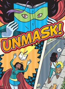 Teen Summer Reading Program Unmask
