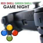 Red Shell/Green Shell Game Night