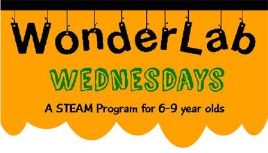 Wonderlab Wednesdays